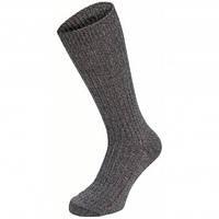Армійські шкарпетки Бундесверу сірі MFH р.39-40