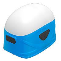 Фонарь кемпинговый Nitecore LA30 (High CRI LED + RED LED, 250+40 люмен, 7 режимов, 2xAA, USB), синий, фото 1