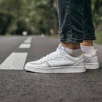 Мужские кроссовки Adidas Supercourt Белые, Реплика, фото 1