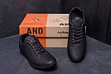 Чоловічі шкіряні кросівки YAVGOR Soft series, фото 9