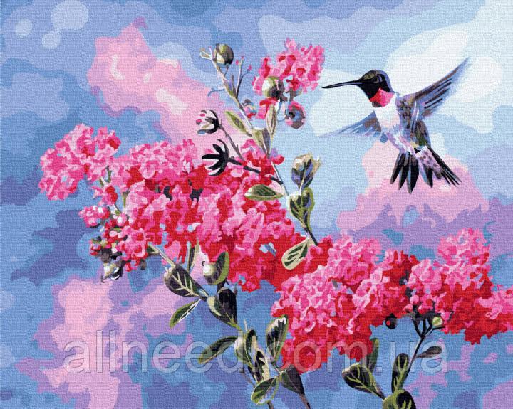 """Картина по номерам Rainbow Art """"Цветочный нектар"""" GX34869-RA"""