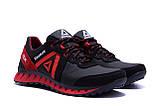 Мужские кожаные кроссовки  Reebok SPRINT TR  Red, фото 3