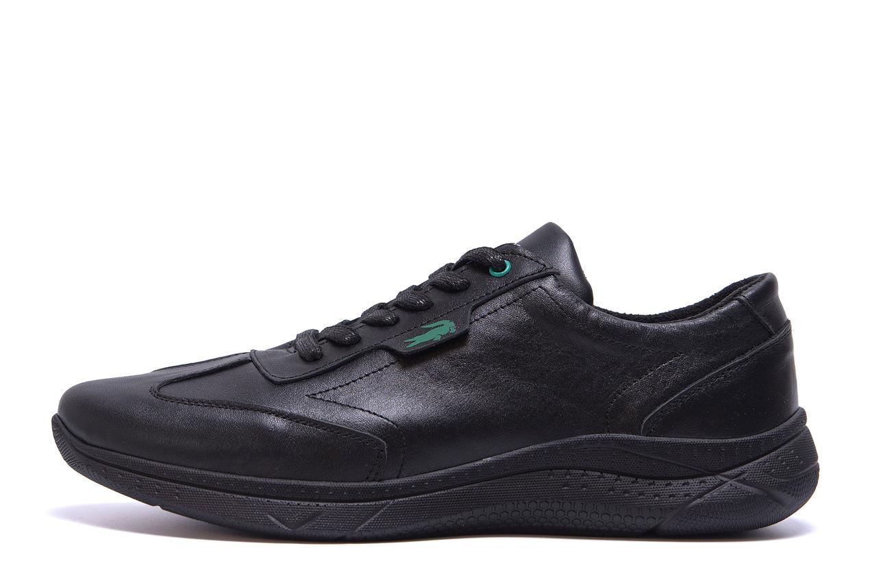 Чоловічі шкіряні кросівки Lacoste Lerond