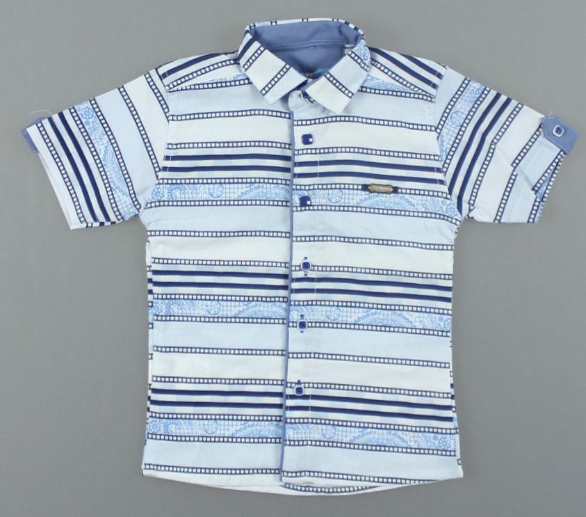 {есть:1 год,2 года,3 года,4 года} Рубашка для мальчиков,   Артикул: N3019 [1 год]