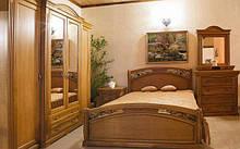 Комплект спальни Элеонора стиль. Под заказ