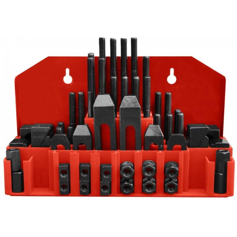 Комплект притискних пластин Cormak M10 / 12мм 58 шт.