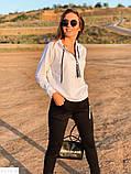 Женский спортивный стильный прогулочный костюм 42 44 46 размер, фото 5