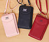 Жіночий гаманець Wallerry / Клатч жіночий / Портмане, фото 8