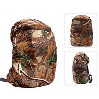 Чохол для рюкзака 90-100л лісовий камуфляж