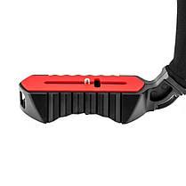 Держатель Ulanzi U-Grip для съёмки видео смартфоном крепление для экшен камеры фотоаппарата микрофона свет, фото 3