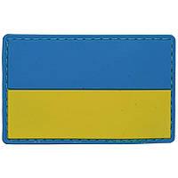 3D-патч Україна 8x5см з Velcro MFH