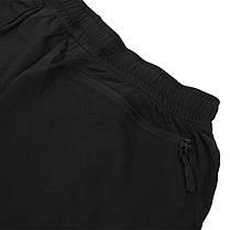 Спортивные шорты Lesko B304 Black размер S мужские для тренировок спортзала, фото 2