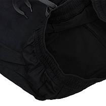 Спортивные шорты Lesko B304 Black размер S мужские для тренировок спортзала, фото 3