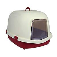 Туалет для кошек с угольным фильтром Trixie «Primo Top» (56х71х47 см.)