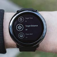 Смарт часы xiaomi Amazfit Pace sport smart watch black розумний смарт годинник huami A1612