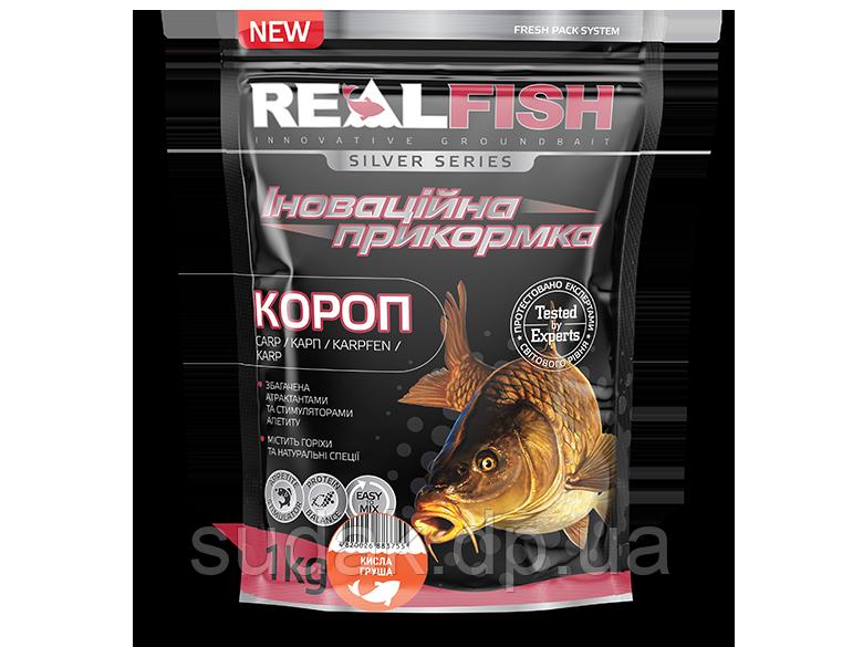 Прикормка Real Fish