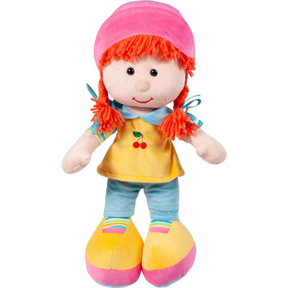 Кукла мягкая мягконабивная 40см