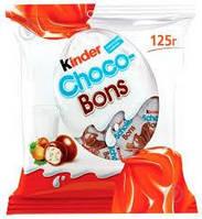 Шоколадні цукерки Kinder Choco-Bons, 125 г