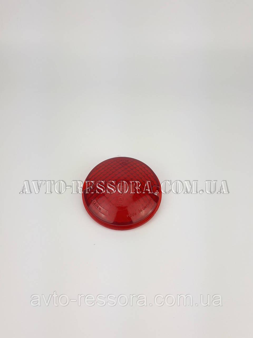 Стекло заднего фонаря габарита, стопа Богдан А-092, I-VAN (красное) пр-во Украина