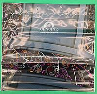 """Пакет с пластиковой ручкой  """"Генуин"""" без ручки (10 шт), фото 1"""