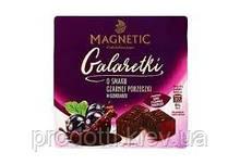 Шоколадні Цукерки Magnetic Galaretki Czarnej(смородина), 460 г