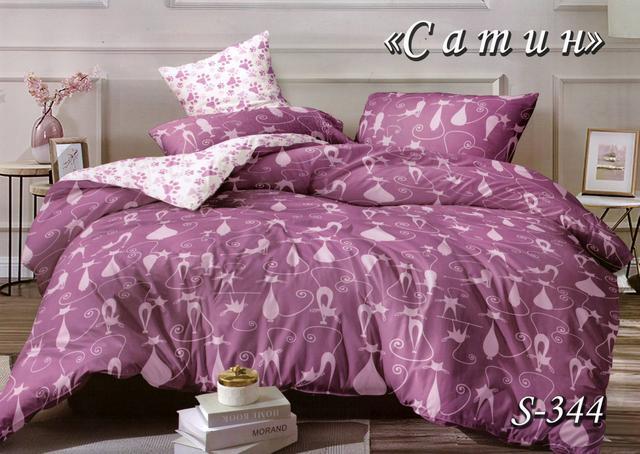 Комплект постельного белья Тет-А-Тет евро  S-344