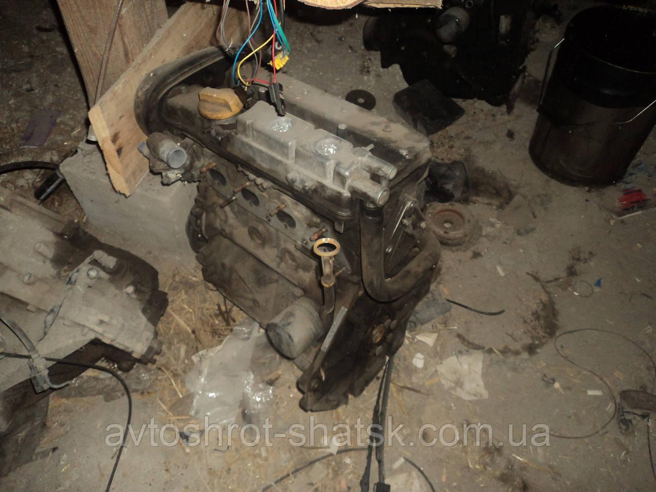 Двигун вектра б 1.6 16в x16xe