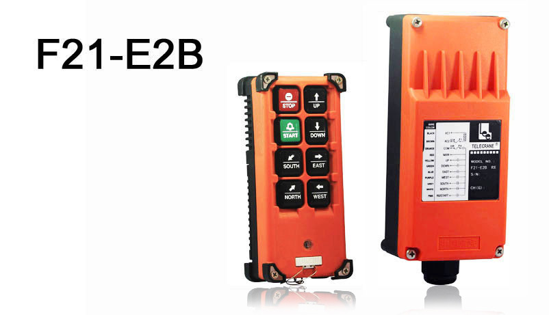 TELECRANE модель F21-E2B Промышленное радиоуправления - Малое предприятие Ремикс в Белой Церкви