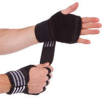 Рукавички (накладки) для підняття ваги VALEO (р-р L-XL)