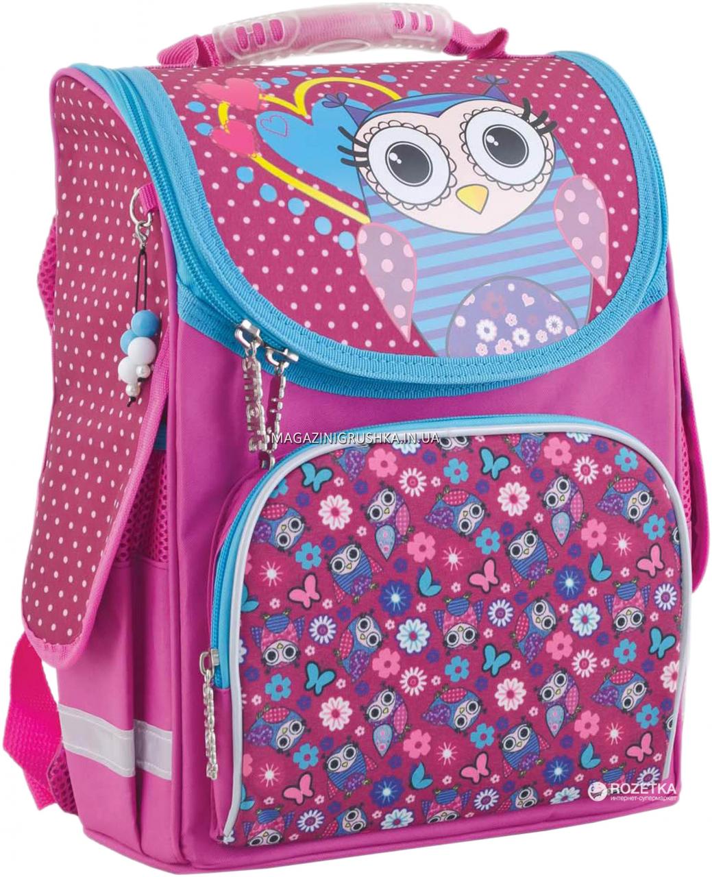 Рюкзак каркасний Smart Cute Owl Фіолетовий (553330)