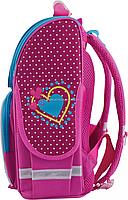 Рюкзак каркасний Smart Cute Owl Фіолетовий (553330), фото 2