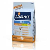 Advance (Эдванс) Mini Adult корм для собак мини пород 7.5кг