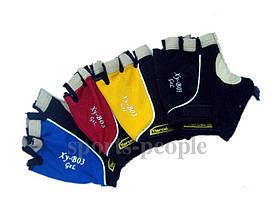 Перчатки для фитнеса, велосипеда, тяжелой атлетики, Tiercel, размер XL, разн. цвета