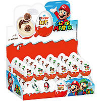Kinder Joy Super Mario Киндер Джой Суппер Марио
