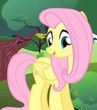 Мягкая игрушка Май Литл Пони Флаттершай My Little Pony, фото 3