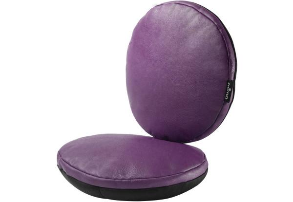 Подушка на сидение для стула Moon - Aubergine