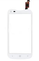 Touchscreen (сенсорный экран) для Acer V370 Liquid E2 Duo, оригинал (белый)