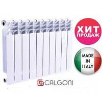 Алюминиевый радиатор Calgoni Alpa 500*85, фото 1