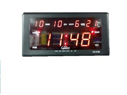 Часы электронные Caixing CX-2168, фото 2