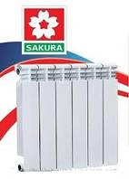 Алюминиевый радиатор Sakura 500 , фото 1