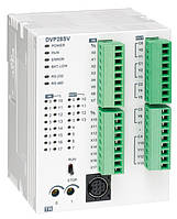 Базовый модуль контроллера серии SV2 Delta Electronics, 16DI/12DO тр., 24В, RS232, RS485, DVP14SS211T