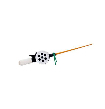 Удочка зимняя Dolpin с длинной ручкой, фото 2