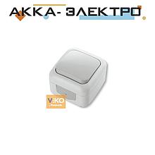 Вимикач 1-кл ViKO Palmiye 90555401 Білий