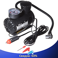 Автомобільний компресор Air Pomp Ji030 250 PSI - Потужний Автокомпресор для швидкої підкачки коліс