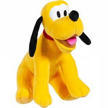 Мягкая игрушка плюшевая щенок собака желтая, 25 см, фото 2