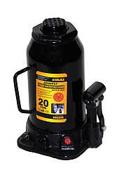 Домкрат Sigma гидравлический бутылочный 10т(6101101)
