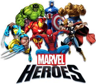 Фігурки Героїв Марвел