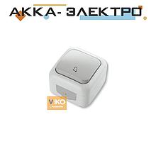 Кнопка звонка ViKO Palmiye 90555406 Белый