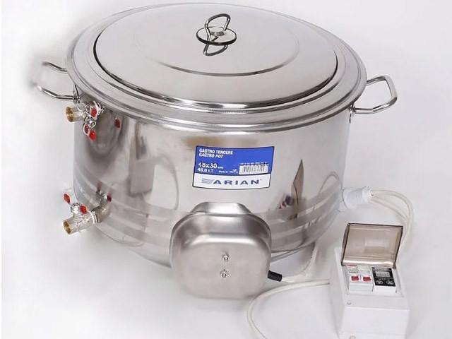 Аппарат для приготовления сыра и йогурта С23 на 23 литра