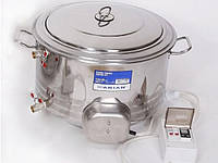 Аппарат для приготовления сыра и йогурта С23 на 23 литра, фото 1